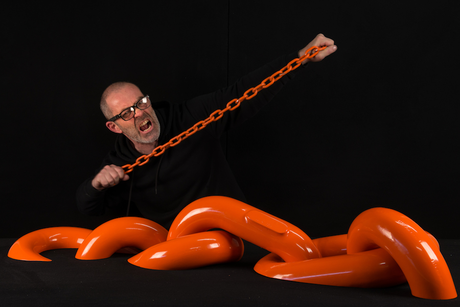 jean-octobon-chaine-orange-sculpture