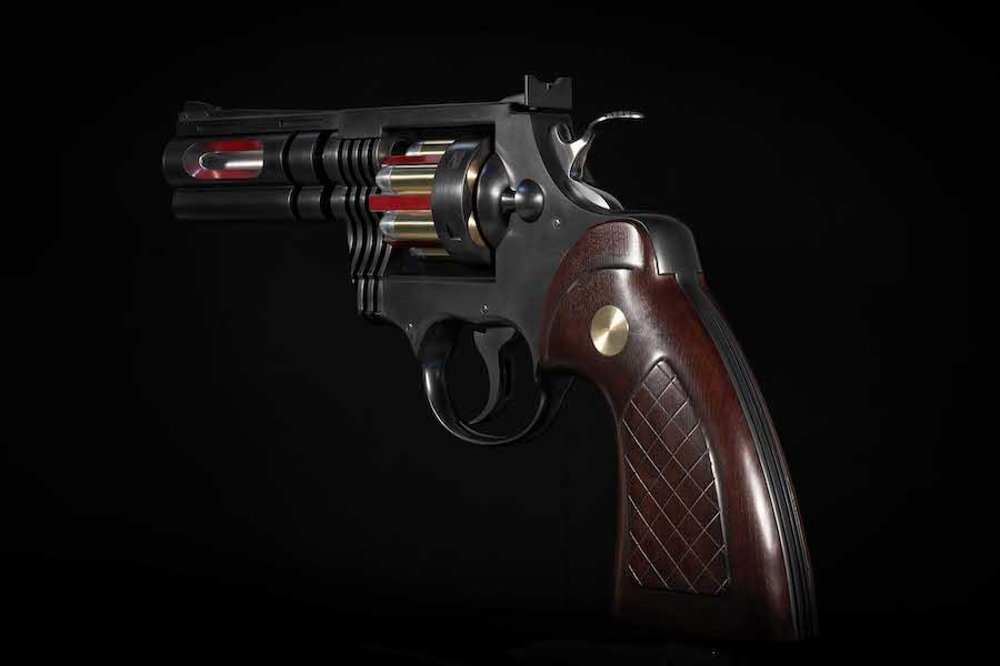 jean-octobon-gun-sculture-revolver-pistolet-34ar